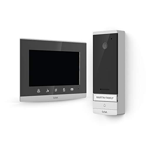 EXTEL Visiophone sans Fil connecté 720313