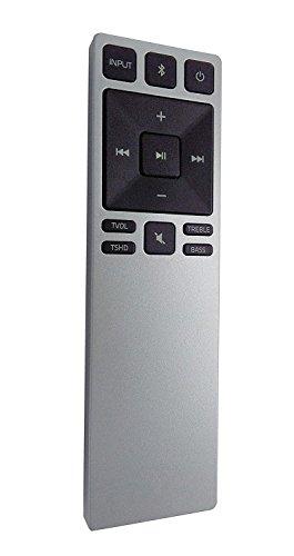 Home Theater Sound Bar Remote Control XRS321 for VIZIO S2920W-C0 S3820W-C0 S3821w-C0