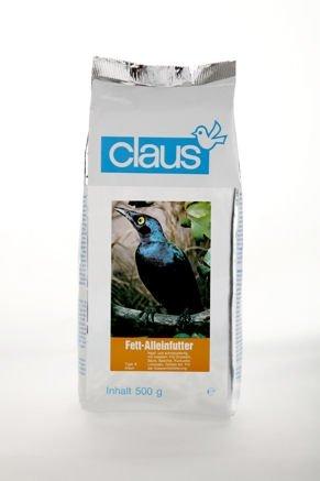Claus Fett-Alleinfutter Typ III braun Inhalt 5 kg