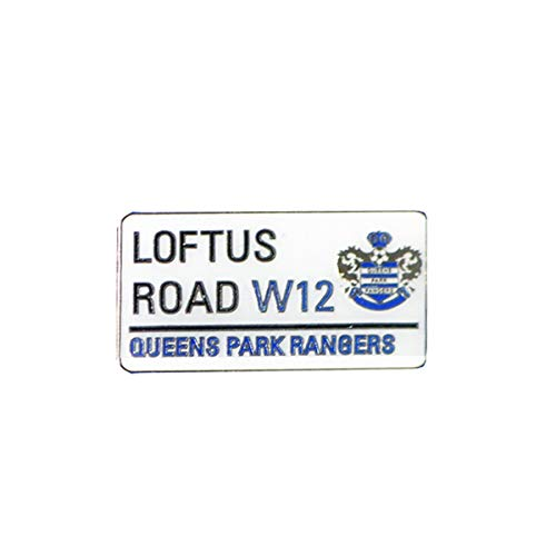 Badge de Rue Officiel Queen Park Rangers FC très Rare