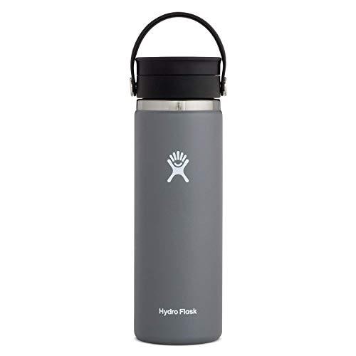 Hydro Flask Stainless Steel Coffee Travel Mug - 20 oz, Stone