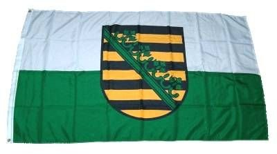 Fahne / Flagge Sachsen NEU 60 x 90 cm Flaggen Fahnen