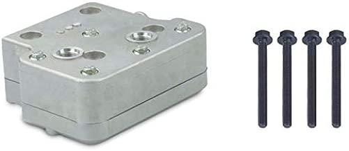 Robur Bremse Air Brake Compressor Cylinder Head for Cummins ISX / 4089206/9111539212