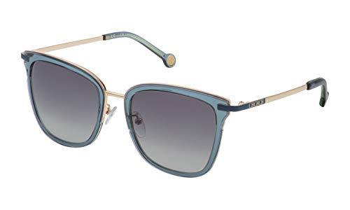 Carolina Herrera Unisex gafas de sol SHE122, 0D88, 52