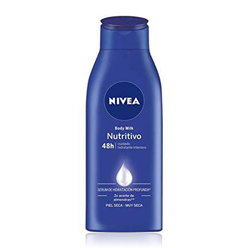 Nivea Nourishing Body Milk 400ml