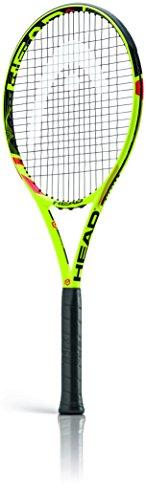 Head Graphene XT Extreme Lite - Raqueta de Tenis, Color Amarillo/Negro/Rojo, Talla S30