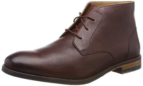 Clarks Herren Chukka Boots, Braun (British Tan Leather), 46 EU