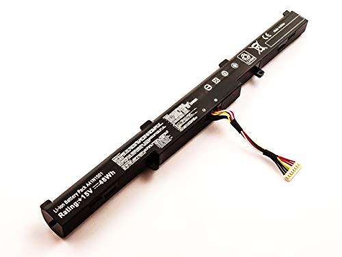 AGI - Batería de Repuesto Compatible con ASUS N552VX-FW140T