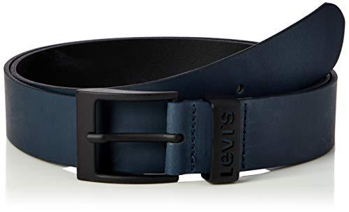 Levi's Ashland Metal Cintura, Navy, 95 Unisex-Adulto