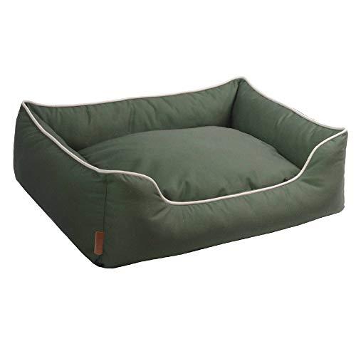 Croci C2178590 Bett Revenant Lounge Grun 80 X 67 X 22 cm, M, Green