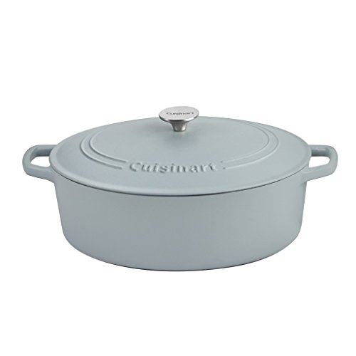 lodge oval dutch oven - 3