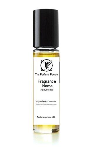 FREESIA et vert anglais Poire Huile parfumée – 10 ml Parfum Rouleau sur la bouteille (de la Personnes – GP1)