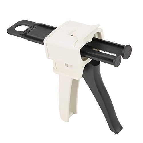 Pistola de suministro dental universal, dentista, odontología, caucho de silicona, fuerte y resistente, 18 x 15,5 cm