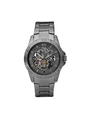 Relic Men's ZR11853 Analog Display Analog Quartz Gray Watch
