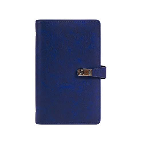 Portatarjetas De Visita Organizador Profesional De Tarjetas De Visita De Cuero De PU Profesional, Portatarjetas De Tarjetas De Presentación, Estuche For Tarjetas De Visita De Oficina ( Color : Blue )