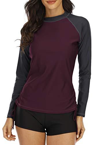 Lista de Camisetas de manga larga para Mujer , tabla con los diez mejores. 8