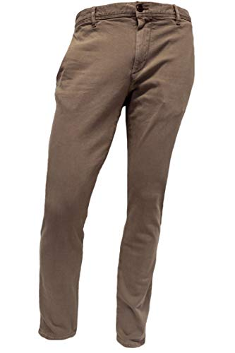 ALBERTO Herren Luxury T400 Chino Modell ROB in 36/34