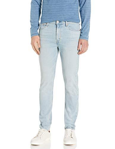 Levi's Mens 510 Skinny-Fit Jean Jeans, Reznor-Stretch, W33 / L32 Uomo