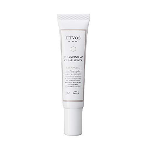 ETVOS バランシングVCクリアスポッツ 25g [ テカリ 皮脂 肌荒れ予防 美容液 ] アゼライン酸 グリシルグリシン ヒト型セラミド