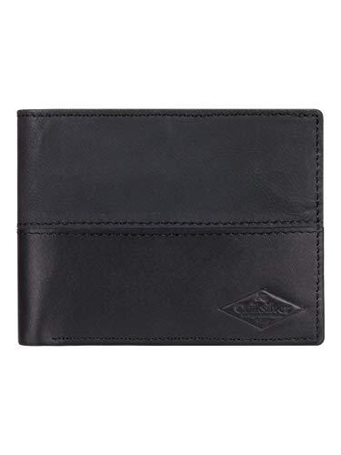 Quiksilver heren portemonnee Desertruker (zwart)