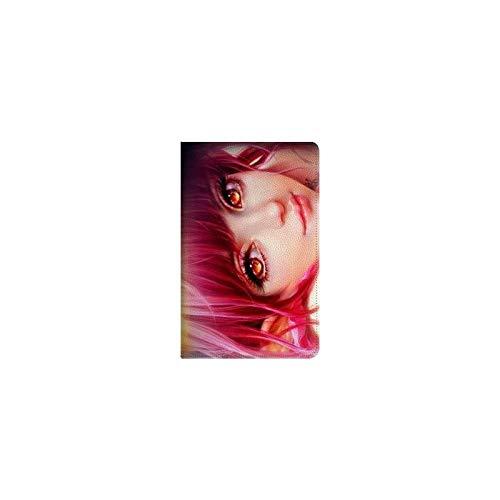 Cokitec Housse Portefeuille pour ipad Air 2 Manga - Divers - Elfe