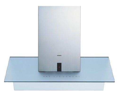 Siemens LC97050 - Campana (790 m³/h, Canalizado/Recirculación, 67 dB, 400 m³/h, De techo, Acero inoxidable)