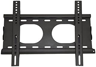 Shankra Industries_Fixed LCD,LED, Plasma Wall Mount ,Size21 Inches, Color Black-Pack of 4