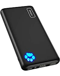 INIU Ultra-Slim Dual 3A High-Speed Portable Charger