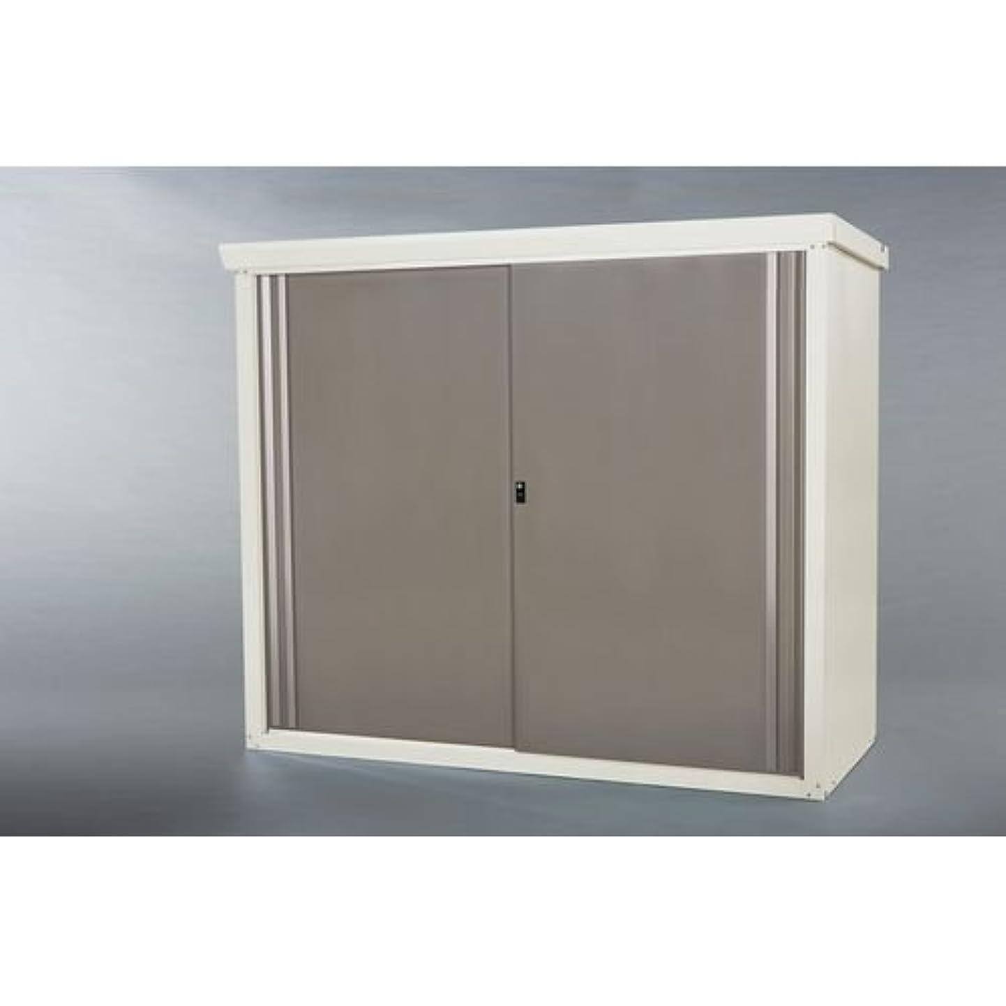 ミリメートル信頼性さようならグリーンライフ(GREEN LIFE) 中型収納庫 SRM-1815(TGY) 扉のどの位置にも手がかけられる 扉カラー:チタングレー