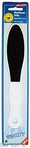 Cornée de feile double-face 22,8cm Râpe à peau Cals rasp Wundmed - 1 pièce, 1 unité