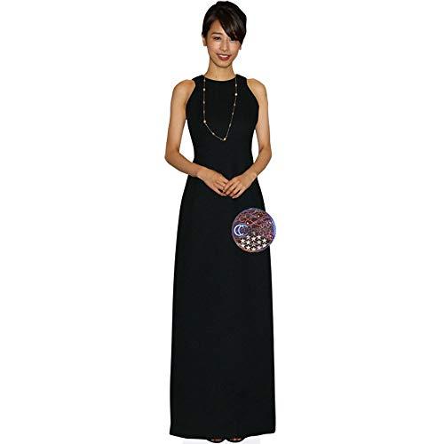 Celebrity Cutouts Ayako Kato (Long Dress) Taille Mini