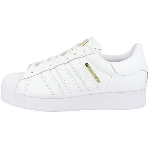 ADIDAS Sneakers Unisex Mod. FW4520 Superstar Bold W White White 36