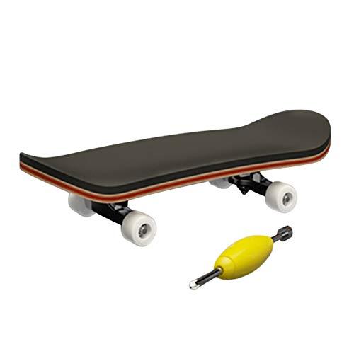 VRHN Mini Skate Finger Scooter Skate Boarding Juego