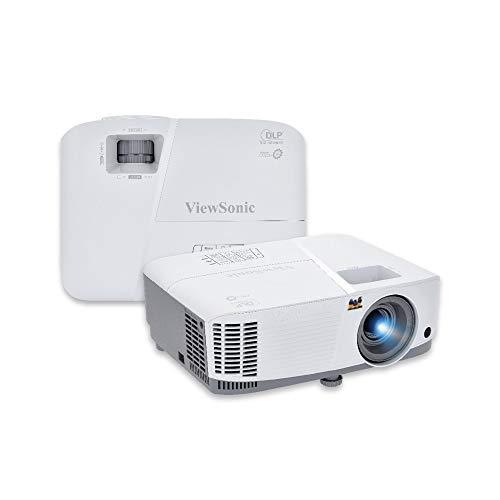 ViewSonic PG603W - DLP projector - 3D - 3600 ANSI lumens - WXGA (1280 x...
