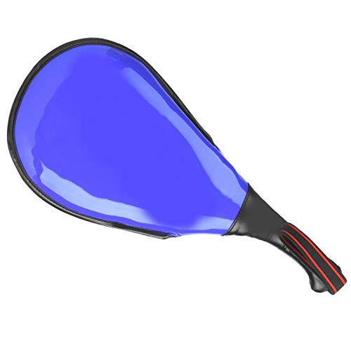 Shipenophy Sanda Objetivo de Mano en Forma de Arco Taekwondo Pierna Objetivo de absorción de Impactos Precisión Sanda Target Accesorio de Objetivo de Mano en Forma de Arco, para Taekwondo(Blue)