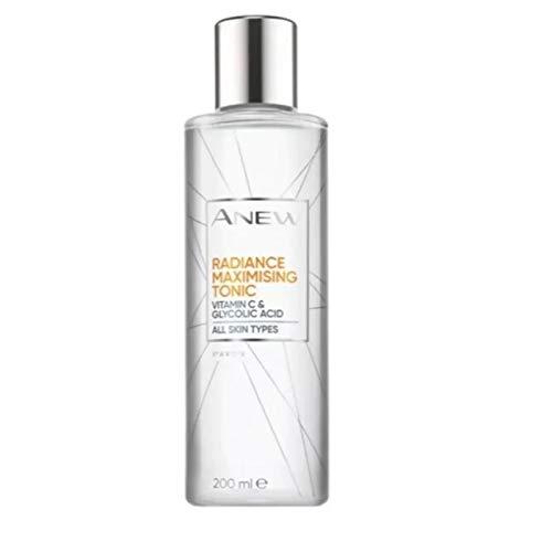 Avon Anew Radiance - Tóner tónico con vitamina C-200 ml