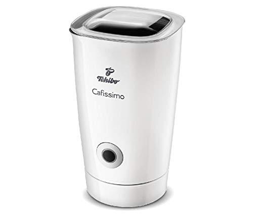 Tchibo 375866 Elektrischer Milchaufschäumer, weiß