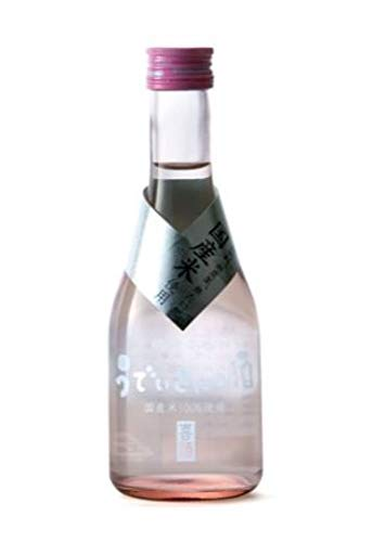 うでぃさんの酒 25度 300ml×12本 宮の華 無農薬 無堆肥 無肥料の自然農法で育てられた国産米を100%使用