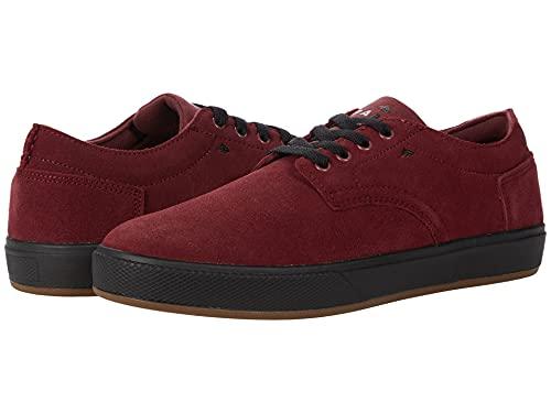 Emerica Men's Spanky G6 Skate Shoe, Wine, 8.5