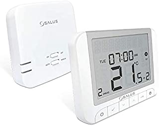 Salus RT520RF - Termostato inalámbrico, color blanco