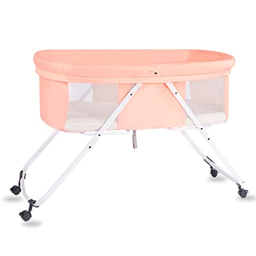 Buy Discount Baby Bouncer Baby Bedside Crib Standalone Bassinet Side Sleeper for Infants Kidsclub Po...