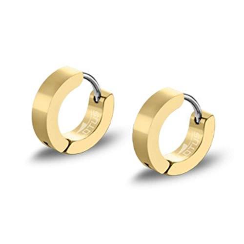 Lotus Style Pendientes modelo LS2160-4/4 de la colección Men's Earrings en acero para caballero