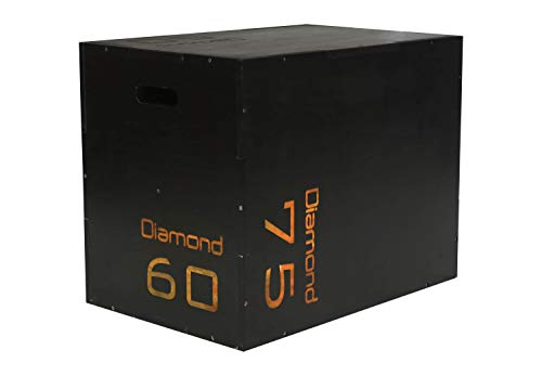 Diamond professional Plyo Box Nera