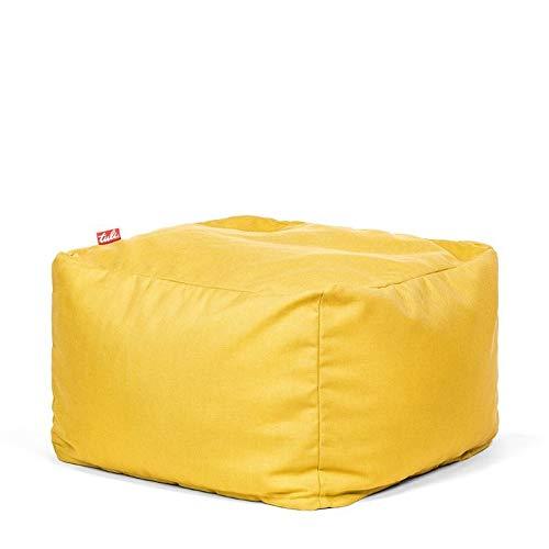Tuli Block Abnehmbarer Bezug - Universal Gelb, Stoff, One Size
