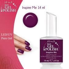 IBD Just Gel Polish – Inspire Me. 14 ml – Nouvelle couleur Just Libération