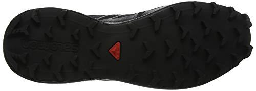Herren Speedcross 4, Trailrunning-Schuhe, schwarz - 4
