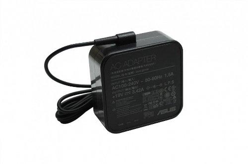ASUS AC 65W, 19VDC Netzteil & Spannungsumwandler Innenraum Schwarz - Netzteile & Spannungsumwandler (19VDC, Innenraum, 100-240 V, 50/60 Hz, 65 W, 19 V, Notebook)