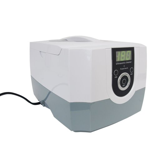 1.4L 60W Ultrasonic Cleaner with Digital Timer and Basket for Tattoo Coin Jewelry Glass Watch Cleaning