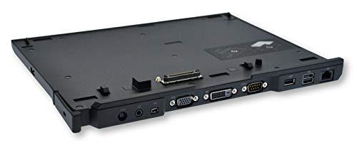 Dell Latitude XT2 Media Slice Base Dockingstation mit DVDRW-Laufwerk J261H