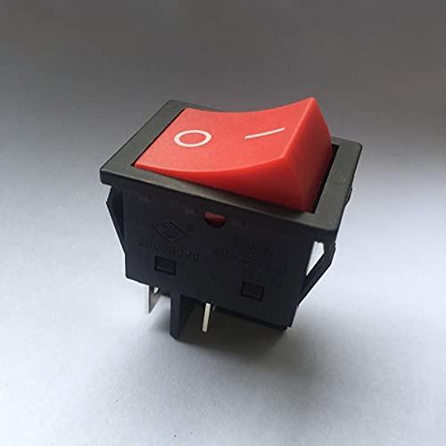 Ultra-Cheap Deals New life 5Pcs ZH02 AC 250V 40A Large Temperatu Current Switch Rocker High